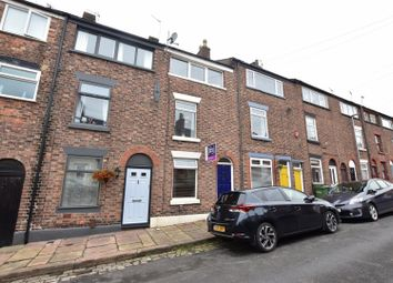Thumbnail 3 bed terraced house for sale in Peel Street, Macclesfield