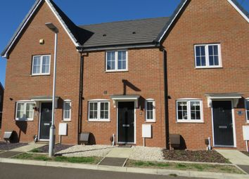 Thumbnail 2 bed terraced house for sale in Fortuna Mead, Leighton Buzzard