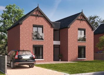 Thumbnail 4 bed detached house for sale in Farm Lodge, Farm Lodge Park, Greenisland, Carrickfergus