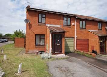 Thumbnail 3 bedroom end terrace house for sale in Harrington Close, Lower Earley, Reading, Berkshire