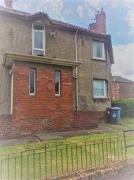 Thumbnail 2 bed end terrace house to rent in Gartsherrie Road, Coatbridge