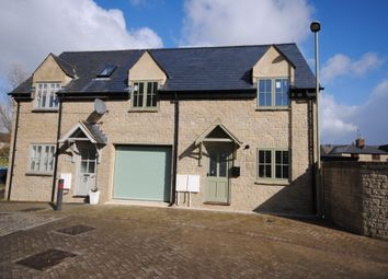 Thumbnail 3 bed semi-detached house for sale in Compton Way, Witney