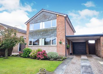 Thumbnail 4 bed detached house for sale in Oaken Grove, Haxby, York