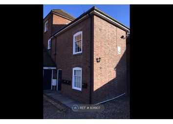 Thumbnail 1 bed flat to rent in Britannia Road, Worcester