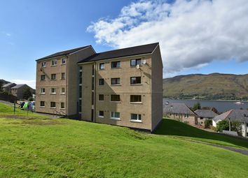Thumbnail 3 bed flat for sale in Connochie Road, Fort William