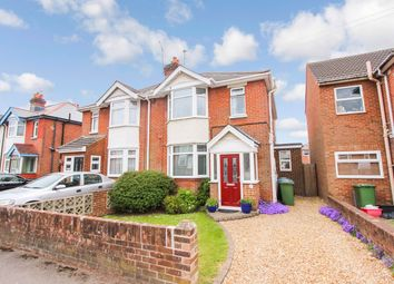 Thumbnail 3 bedroom semi-detached house for sale in Mill Road, Regents Park, Southampton