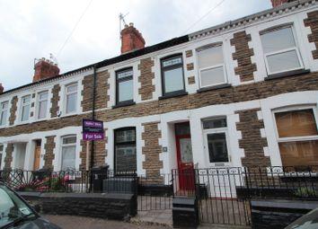 Thumbnail 2 bedroom terraced house for sale in Keppoch Street, Roath