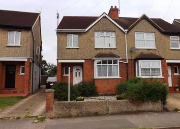 Thumbnail 3 bedroom semi-detached house for sale in Stacey Avenue, Wolverton, Milton Keynes, Buckingamshire