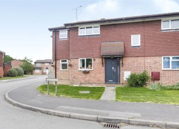 Thumbnail 3 bed semi-detached house for sale in Medina Close, Wokingham, Berkshire