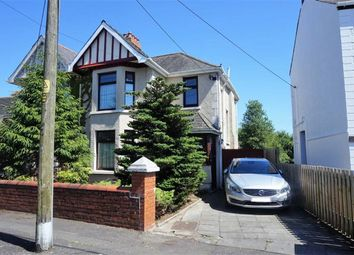3 bed semi-detached house for sale in Brunant Road, Swansea SA4