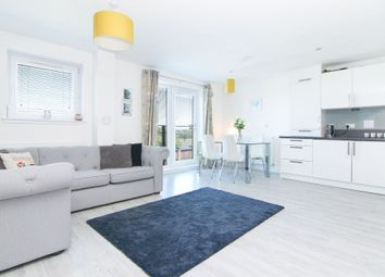 Thumbnail 2 bedroom flat for sale in Burnbrae Drive, East Craigs, Edinburgh