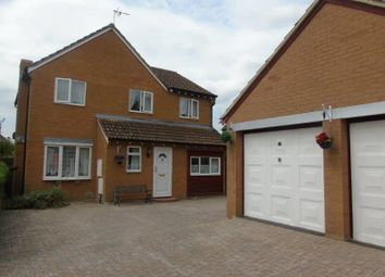 Thumbnail 4 bed detached house for sale in Coopers Way, Newent