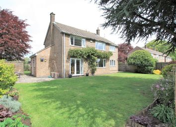Thumbnail 4 bed detached house for sale in Cricklade Road, Highworth, Swindon