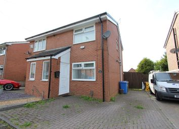 Thumbnail 2 bed semi-detached house for sale in Blackthorn Close, Shawclough, Rochdale