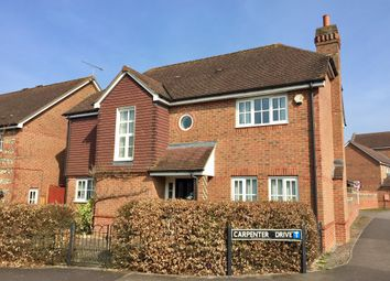 Thumbnail 4 bed detached house for sale in Carpenter Drive, Amesbury, Salisbury