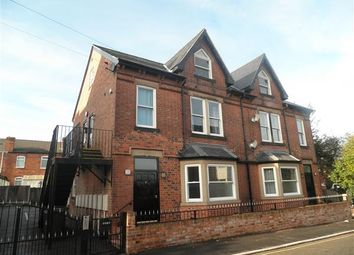 Thumbnail 1 bed flat for sale in St Mary Street, Ilkeston, Nottingham