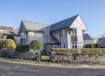 Thumbnail 4 bed detached house for sale in Thornhill Way, Plymouth