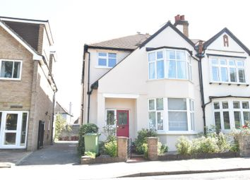 Thumbnail 1 bed flat to rent in Villiers Avenue, Surbiton