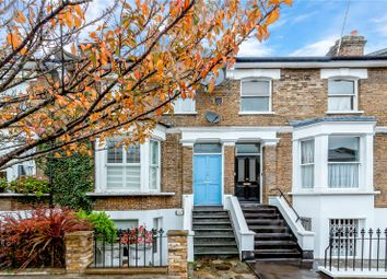 Thumbnail 3 bed flat for sale in Minford Gardens, Brook Green, London