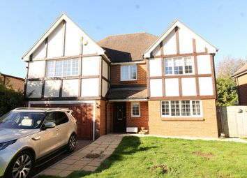 Thumbnail 4 bed detached house for sale in Brighton Road, Banstead