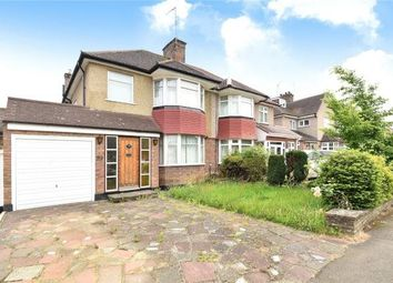Thumbnail 3 bed detached house for sale in Beechcroft Avenue, Harrow