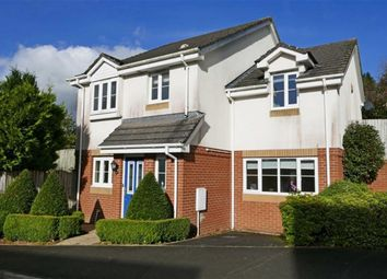 Thumbnail 4 bed detached house for sale in Woodland View, Holsworthy