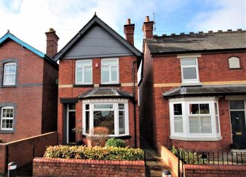 Thumbnail 3 bed detached house for sale in Church Road, Hereford