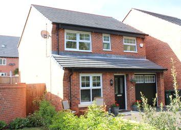 Thumbnail 3 bed detached house for sale in Gathurst Hall, Gathurst Lane, Shevington, Wigan