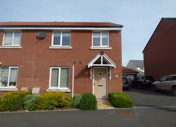 4 bed semi-detached house to rent in Shareford Way, Cranbrook, Exeter EX5