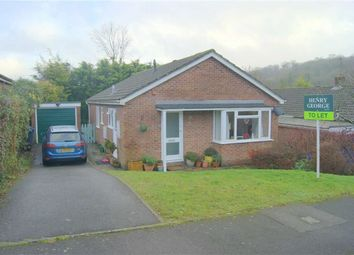 Thumbnail 2 bed detached bungalow to rent in Priorsfield, Marlborough, Wiltshire