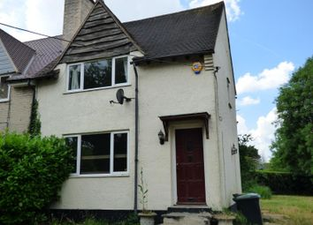 Thumbnail 3 bed semi-detached house to rent in Drapers Corner, Greensted Green, Ongar, Essex