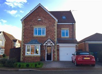 Thumbnail 4 bed detached house for sale in Strathmore Gardens, South Shields, South Shields