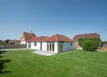 Thumbnail 4 bed detached bungalow for sale in Val Prinseps Road, Pevensey Bay, Pevensey