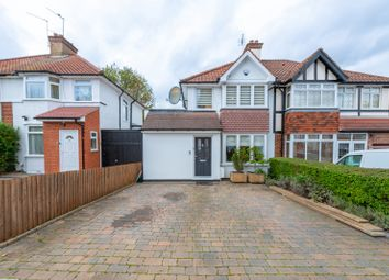 Thumbnail 3 bed semi-detached house for sale in Stanway Gardens, Edgware