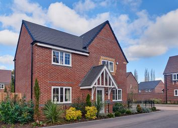 "Thumbnail 4 bed detached house for sale in ""Lincoln"" at Hampton Dene Road, Hereford"