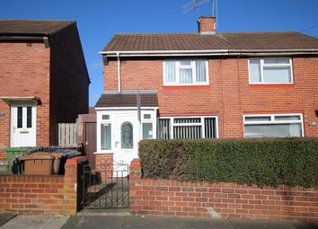 Thumbnail 2 bed semi-detached house for sale in Rannoch Road, Redhouse, Sunderland