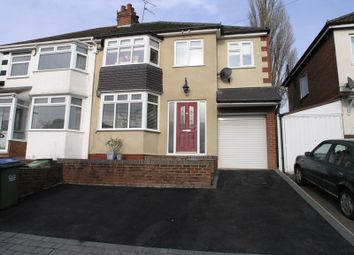 Thumbnail 4 bed semi-detached house for sale in Elm Croft, Oldbury