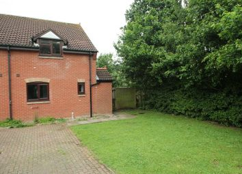 Thumbnail 2 bedroom end terrace house for sale in Highfield Close, Great Ryburgh, Fakenham