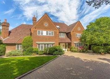 Thumbnail 6 bed detached house for sale in Neb Lane, Old Oxted, Surrey