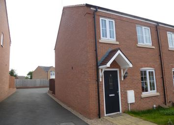 Thumbnail 3 bed end terrace house to rent in Penruddock Drive, Coventry
