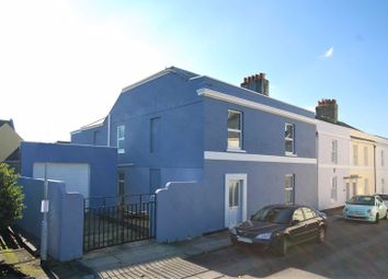 Thumbnail 4 bed end terrace house for sale in Somerset Place, Stoke, Plymouth