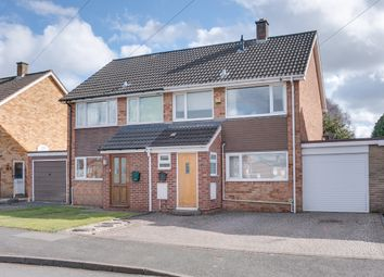 Thumbnail 3 bedroom semi-detached house to rent in Moorfield Drive, Bromsgrove