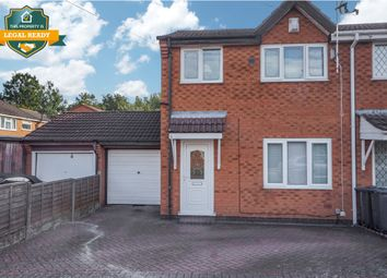 Thumbnail 3 bed semi-detached house for sale in Kingfisher View, Stechford, Birmingham, Stechford