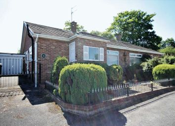 Thumbnail 2 bed semi-detached bungalow to rent in Longacre Close, Skelton-In-Cleveland, Saltburn-By-The-Sea