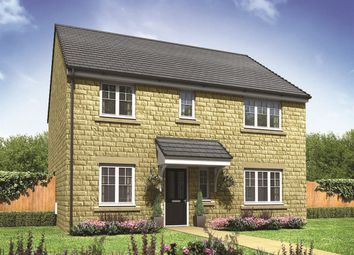 "Thumbnail 4 bedroom detached house for sale in ""The Marlborough "" at Blackberry Road, Frome"