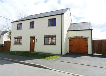 Thumbnail 4 bed detached house to rent in Glanafon Gardens, Haverfordwest, Pembrokeshire