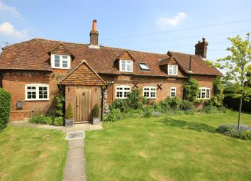 Thumbnail 4 bed detached house for sale in Gaston Lane, West Worldham, Alton, Hampshire