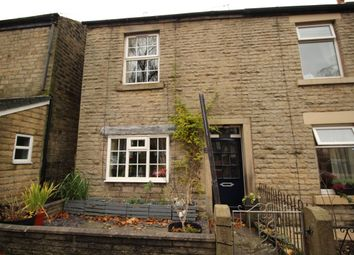 Thumbnail 2 bed terraced house for sale in Hadfield Road, Hadfield, Glossop