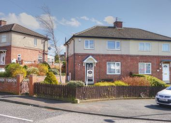 Thumbnail 3 bed semi-detached house for sale in Ambleside, Throckley, Newcastle Upon Tyne