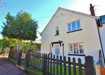 Thumbnail 3 bed end terrace house for sale in Chamberlin Road, Norwich